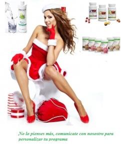 Mujer Navidad Mod